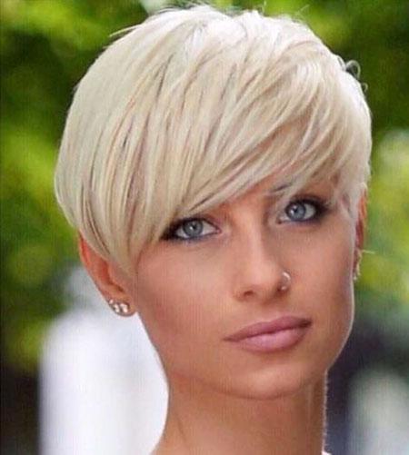 Hair Short Pixie Bangs