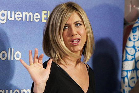 Bob Hair Jennifer Aniston