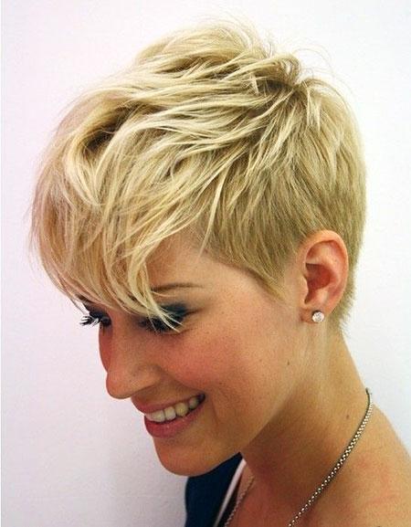 Pixie Short Hair Fine