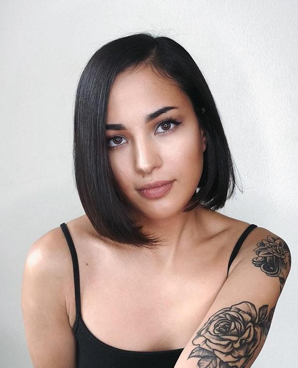 Trendy Hairstyles 2019 Short