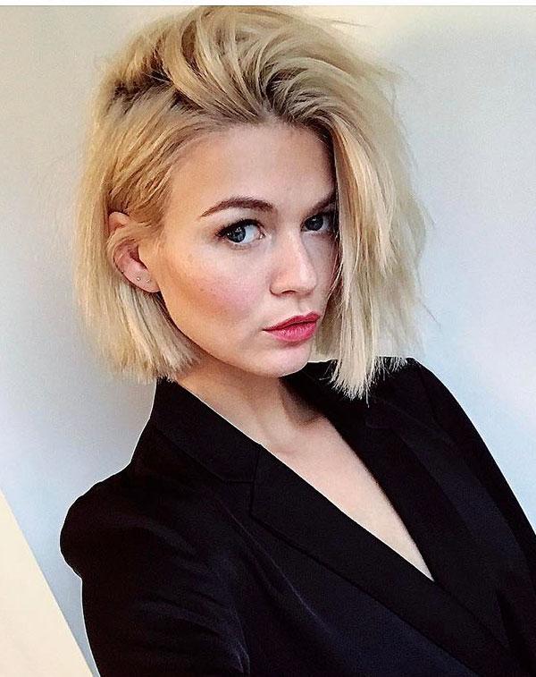 Trendy Short Haircuts 2019