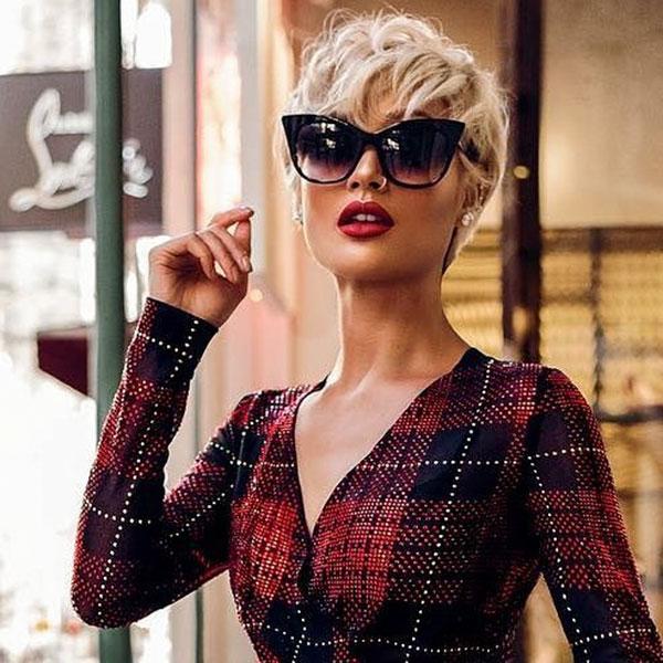 Trendy Pixie Cuts 2015