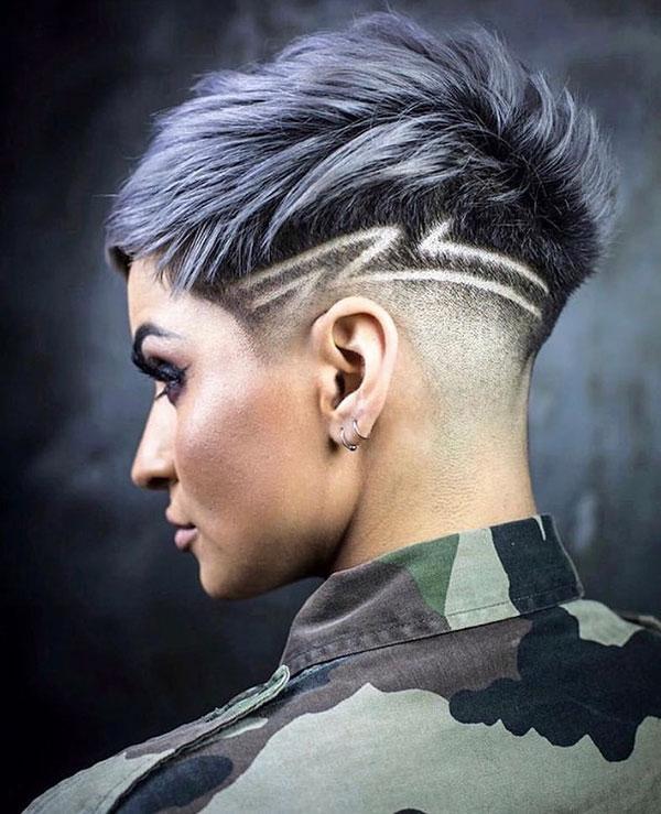 Trendy Short Hair Styles