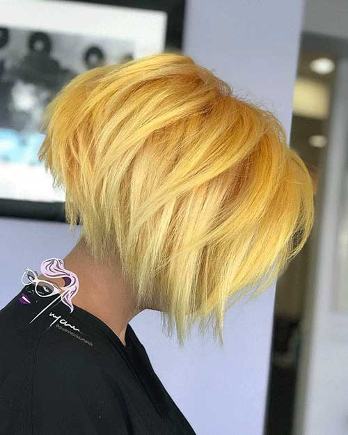 Perfect Bob Haircut