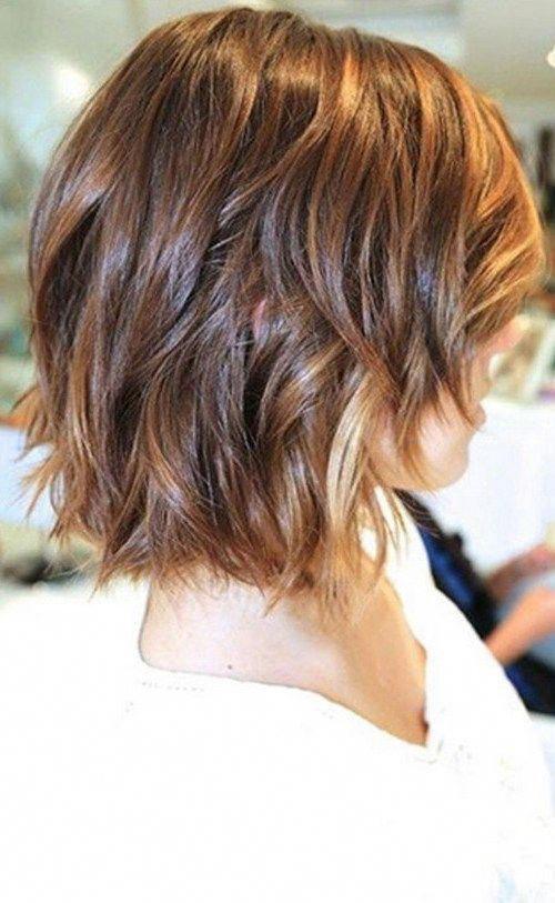 Shaggy Bob Cut Hairstyles