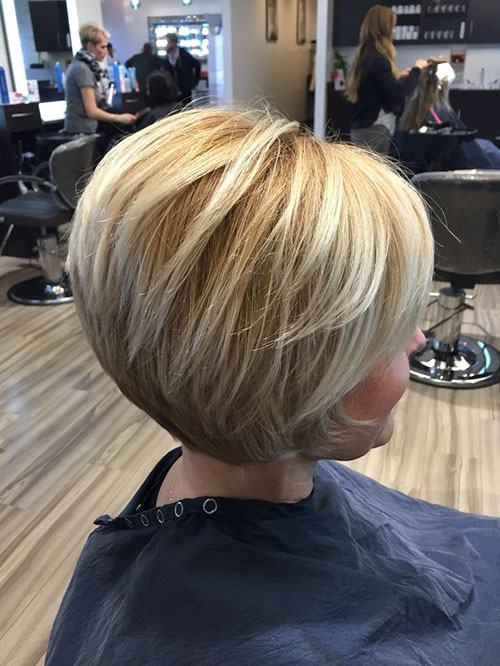 Stacked Bob Hairstyles