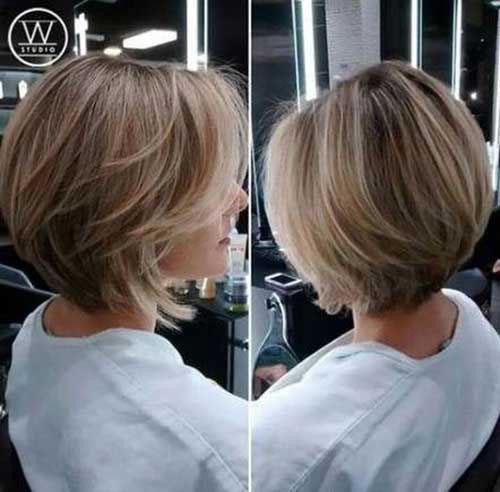 Short Bob Style Haircuts