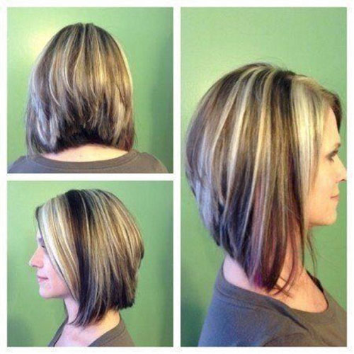 Swing Bob Hairstyles Pictures