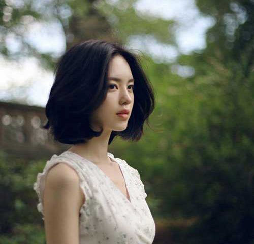 Short Hair Asian Hairstyles