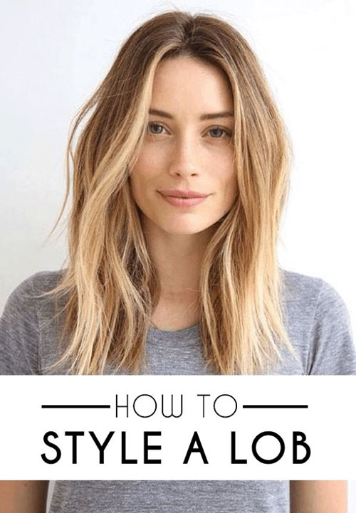 Lob Hair Styles
