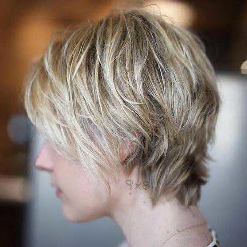 Short Haircuts For Fine Thin Hair