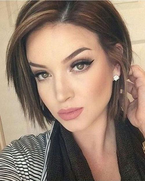 Short Cuts For Fine Thin Hair