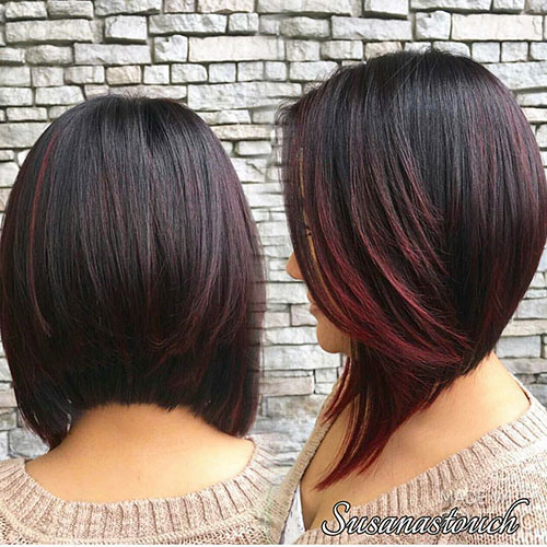 Swing Bob Haircut