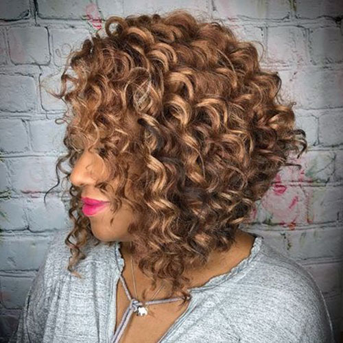 Bob Crochet Hair