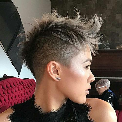 Short Shaved
