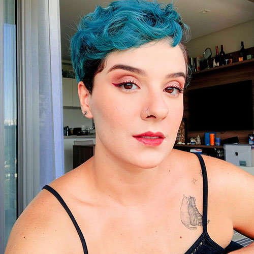 Pictures Of Short Shaved Hairstyles