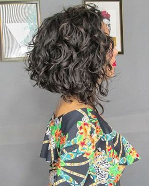 Short Curly Cuts