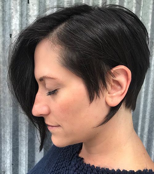 Cute Short Hairstyle Ideas