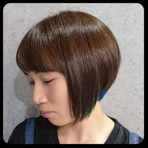 Short Brown Hair Ideas