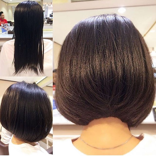 Short Hair For Brown Hair