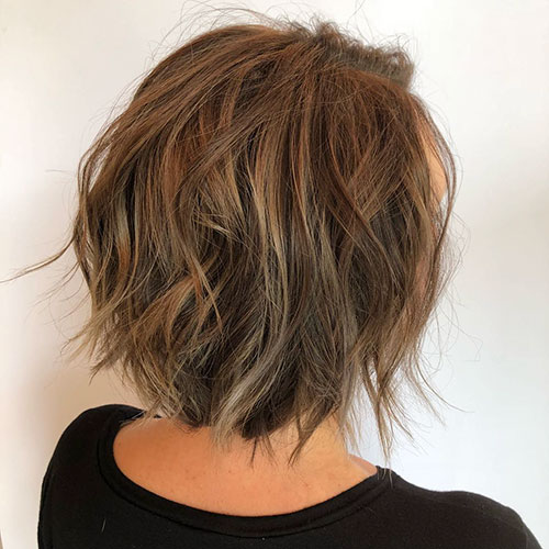 Short Shag Hairstyles 2020