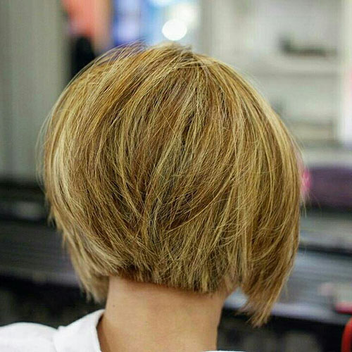 Short And Messy Hairstyles