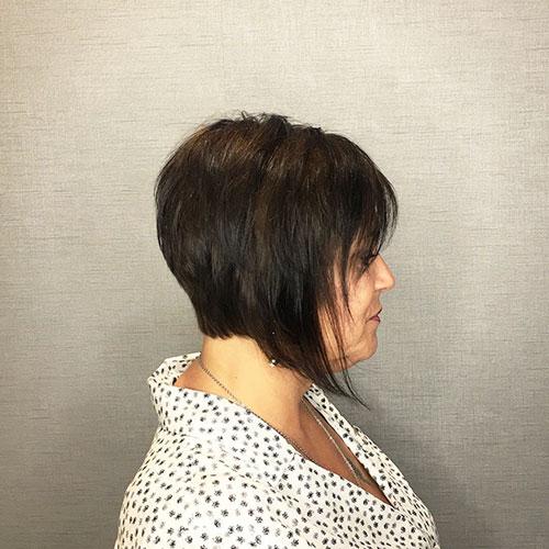 Hair Color Ideas For Short Brown Hair