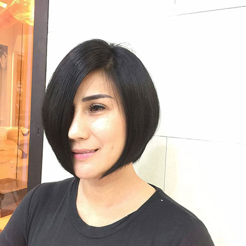 Haircut For Short And Thin Hair