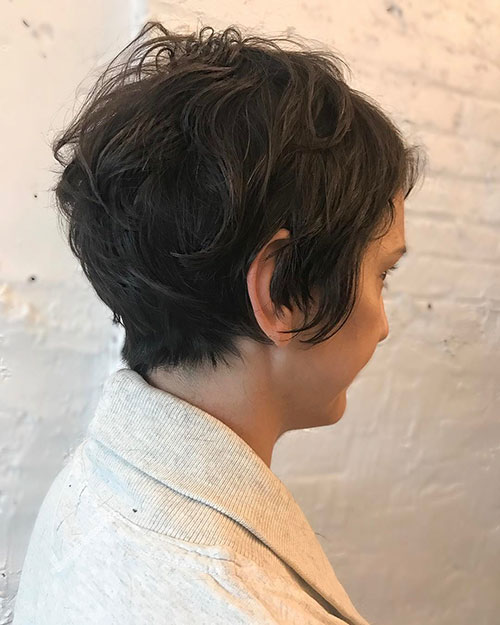 Short Haircut Ideas For Thin Hair