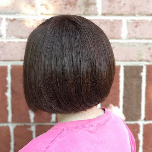 Short Haircuts Brown Hair