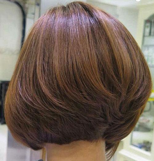 Short Brown Hair Cuts