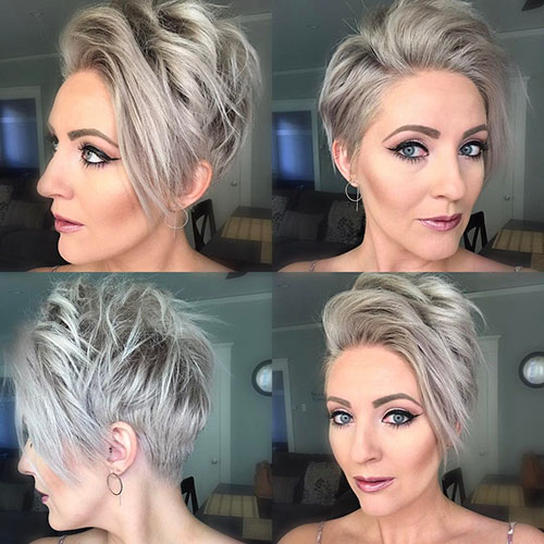 Short Hair Cute Styles