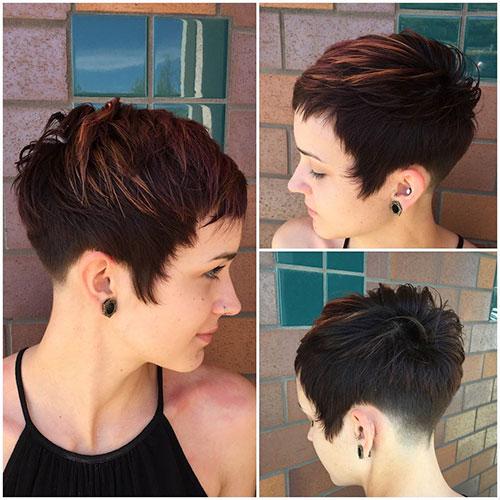 Short Hair Styles For Girls