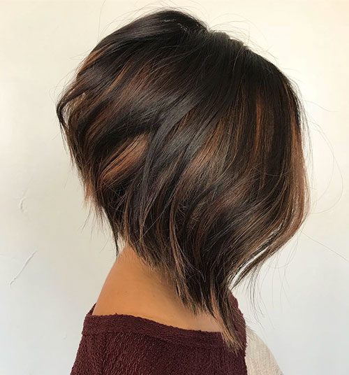 Short Brown Hair Color