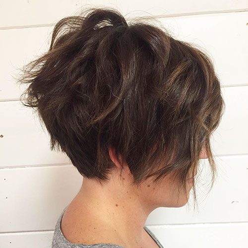 Haircut For Girls Short Hair