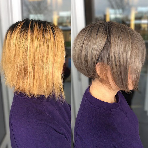 Short Dirty Blonde Hairstyles