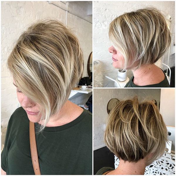 Short Dirty Blonde Hair Color Pictures
