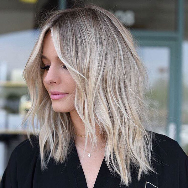 Short Dirty Blonde Hairstyles Women
