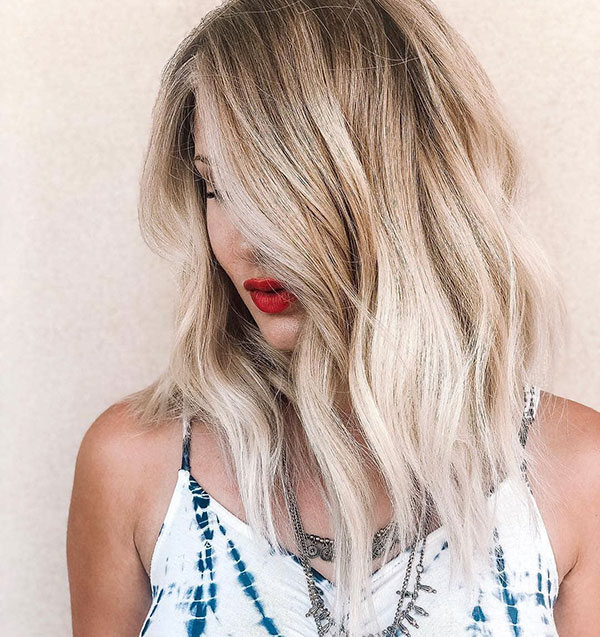Short Dirty Blonde Hairstyle Ideas