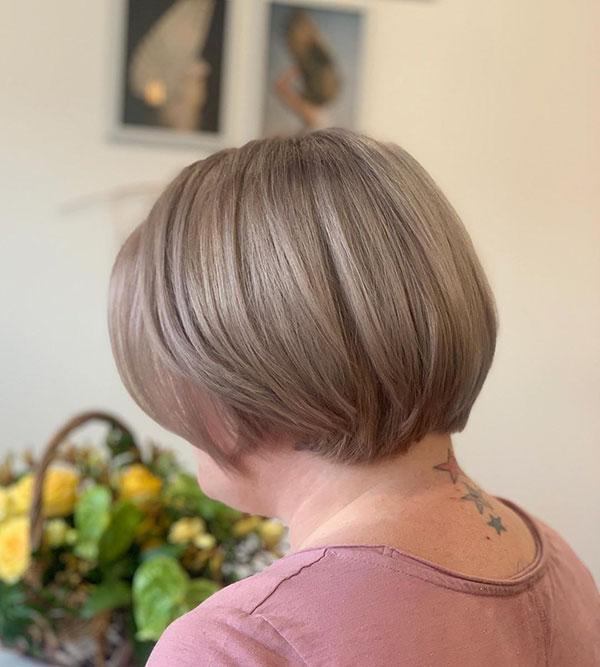 Best Color For Short Hair