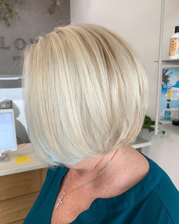 Great Short Haircuts For Over 50