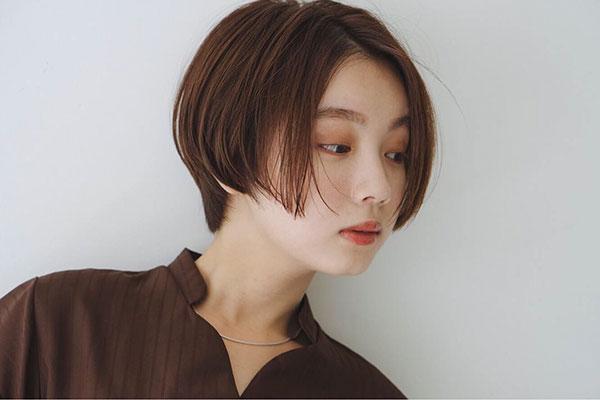 Asian Short Haircut Ideas