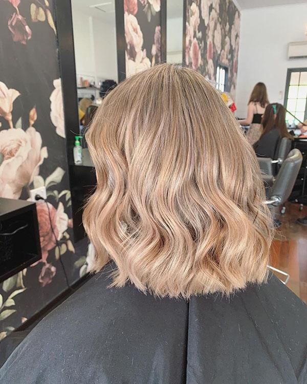 Hair Color Ideas For Short Hair