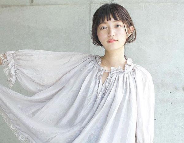 Asian Short Hair For Women
