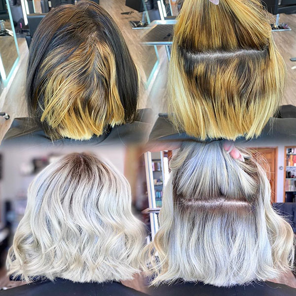Short Hair Color Pictures