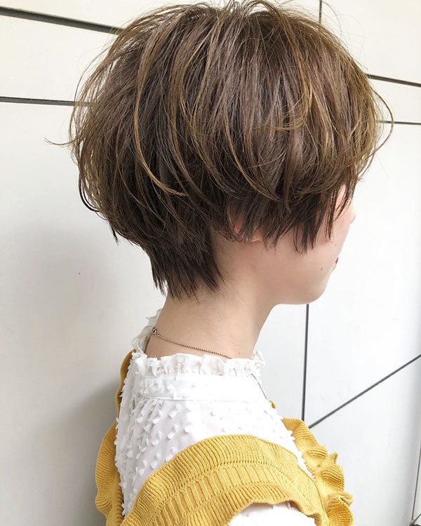 Asian Short Hairstyle Images