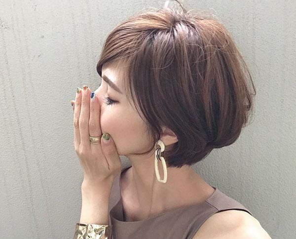 Cute Asian Short Haircuts