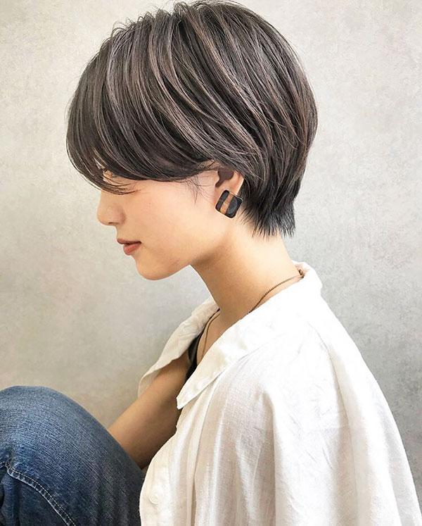 Asian Haircuts For Short Hair