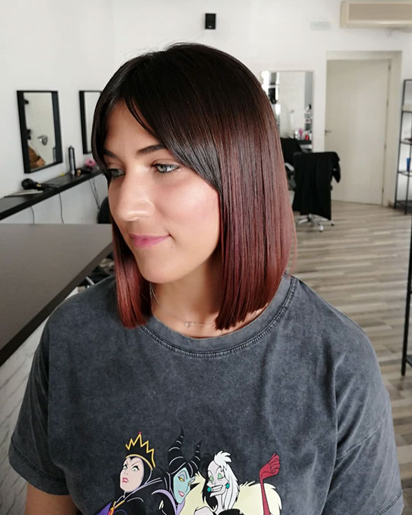 Short Ombre Styles