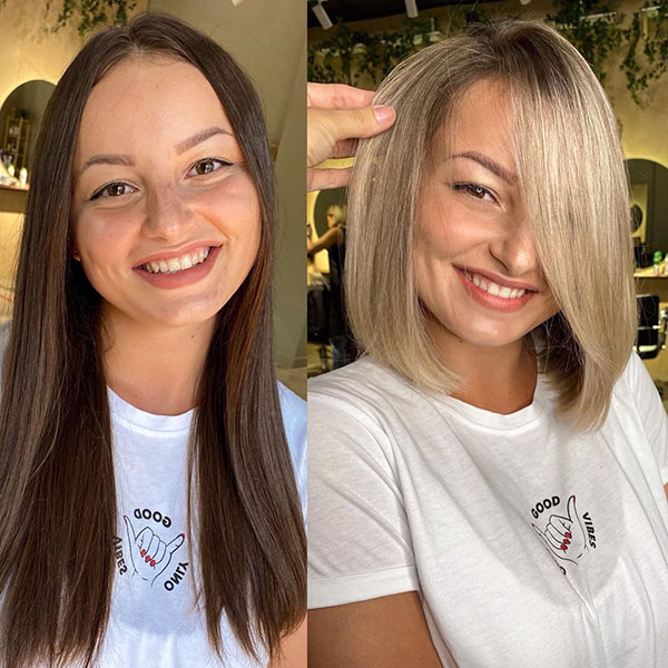 Hairstyles And Color For Short Hair